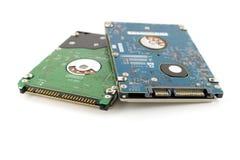 2 жесткия диска (HDD) Стоковое фото RF