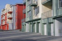 2 жилищной единицы Стоковая Фотография RF