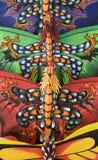 2 змея bali Стоковые Фотографии RF