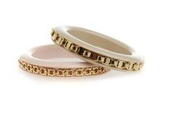 2 изолированного кольца Стоковое Фото