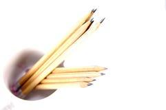 2 карандаша стоковое фото