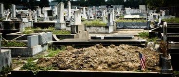 2 кладбище New Orleans стоковые изображения rf