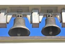 2 колокола старого Стоковое фото RF
