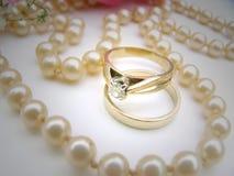 2 кольца Стоковые Изображения