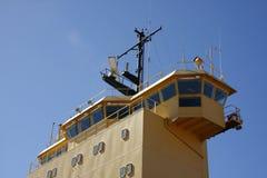 2 корабля моста Стоковое Фото