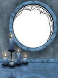 2 красивейших свечки Бесплатная Иллюстрация