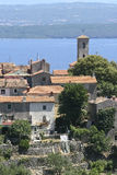 2 крыши dalmatia Стоковое Изображение