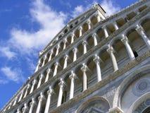 2 купол pisa romanic Стоковое Фото