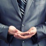 2 ладони совместно gesture стоковое изображение rf