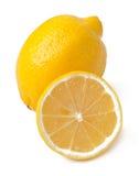 2 лимона Стоковые Изображения RF