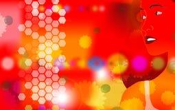 2 наводят красный цвет Стоковое Фото