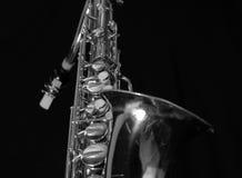 2 отсутствие саксофона Стоковое Фото