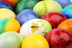 2 пасхального яйца Стоковые Фото