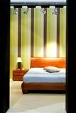 2 планки спальни Стоковое Фото