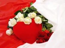 2 подарок rosa Стоковое Фото