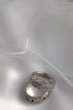 2 полосы wedding Стоковое Изображение RF