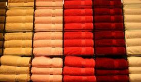 2 полотенца стоковые изображения