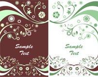 2 рогульки весны или флористических предпосылки иллюстрация штока