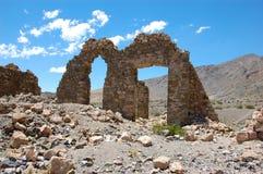 2 руины Стоковые Фотографии RF