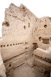 2 руины jiaohe Стоковая Фотография