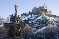 2 сада замока Стоковая Фотография RF