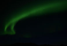 2 света северного Стоковая Фотография RF