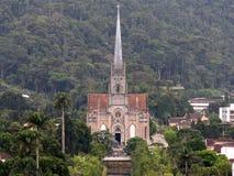 2 святой peter собора стоковая фотография rf