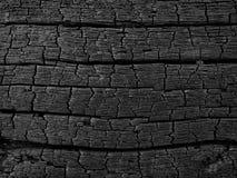 2 сгоранная древесина Стоковое фото RF