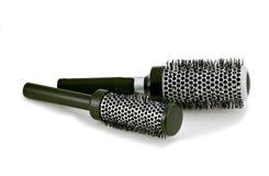 2 серии волос щетки Стоковые Фото
