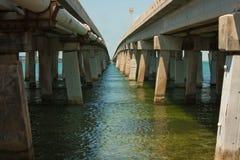 2 серии мостов Стоковое Фото