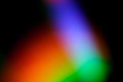 2 серии радуги Стоковое Изображение