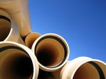 2 трубы Стоковые Изображения RF