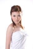 2 холодная девушка oriental Стоковое Изображение RF