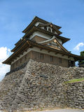 2 японца замока Стоковое Фото