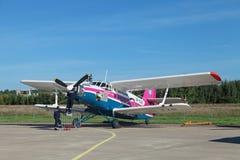 An-2-100 Stock Photo
