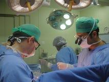 2心脏病手术 库存照片