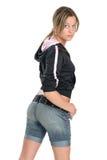 Предназначенная для подростков красота 2 Стоковое Фото