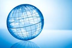 2透明的地球 库存图片