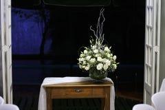2牵牛星婚礼 库存图片