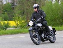 2 18 1937 es modell motocyklu norton roczników Zdjęcie Royalty Free