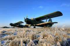 AN-2 Stock Image