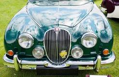 2 1959 jaguarfläck arkivbild