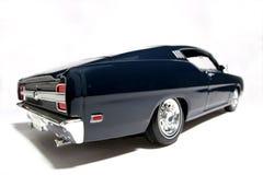 2 1969年汽车fisheye浅滩金属缩放比例talladega托里&#35 图库摄影