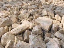 2个岩石v 图库摄影