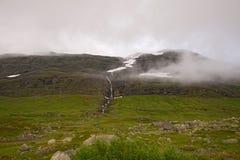 2 2008 fiords Норвегия Стоковые Фотографии RF