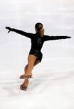 2 2010第3只杯子欧罗巴海伦娜冰鞋 库存照片