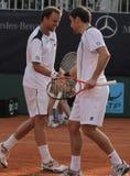 2 2012个杯子日马力小组网球世界 免版税图库摄影