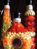 瓶2 图库摄影