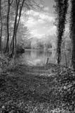 2湖 库存图片