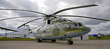 2 26直升机mi 库存照片